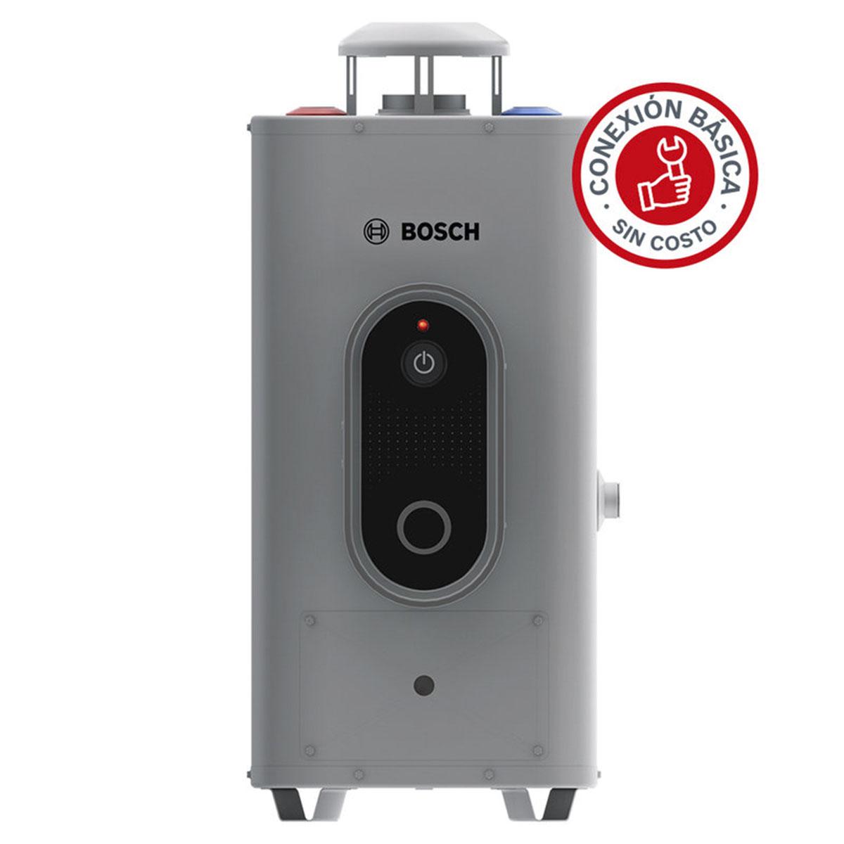 Calentador Boiler Agua De Paso 2 Servicios Gas LP 12 L Bosch