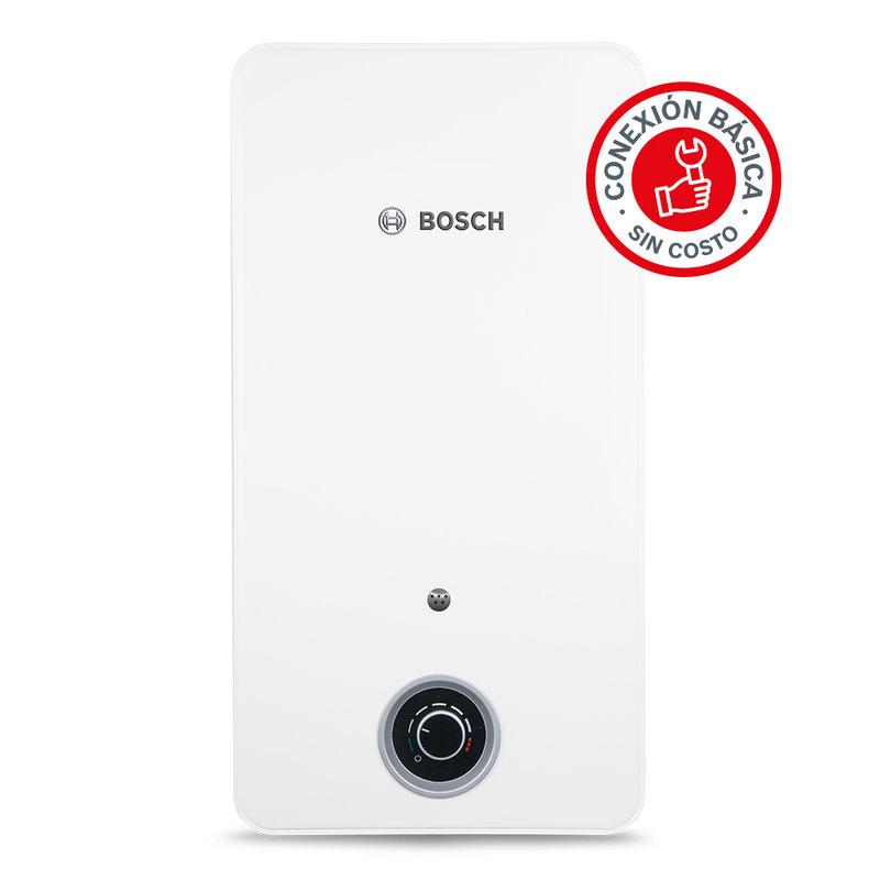 Calentador Paso Conexion Wi-Fi 1 Servicio Balanz 7 Lp Bosch