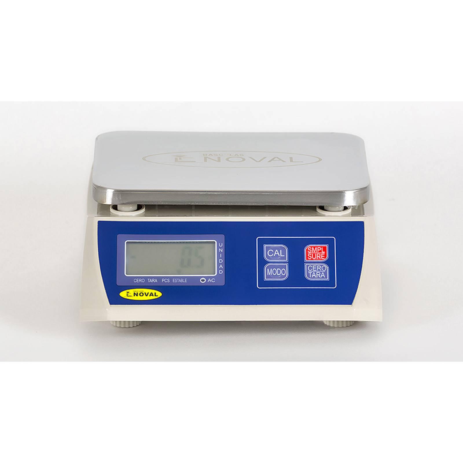 Bascula Porcionadora 3 Kg Div 0.1 gr PTN 3 Noval