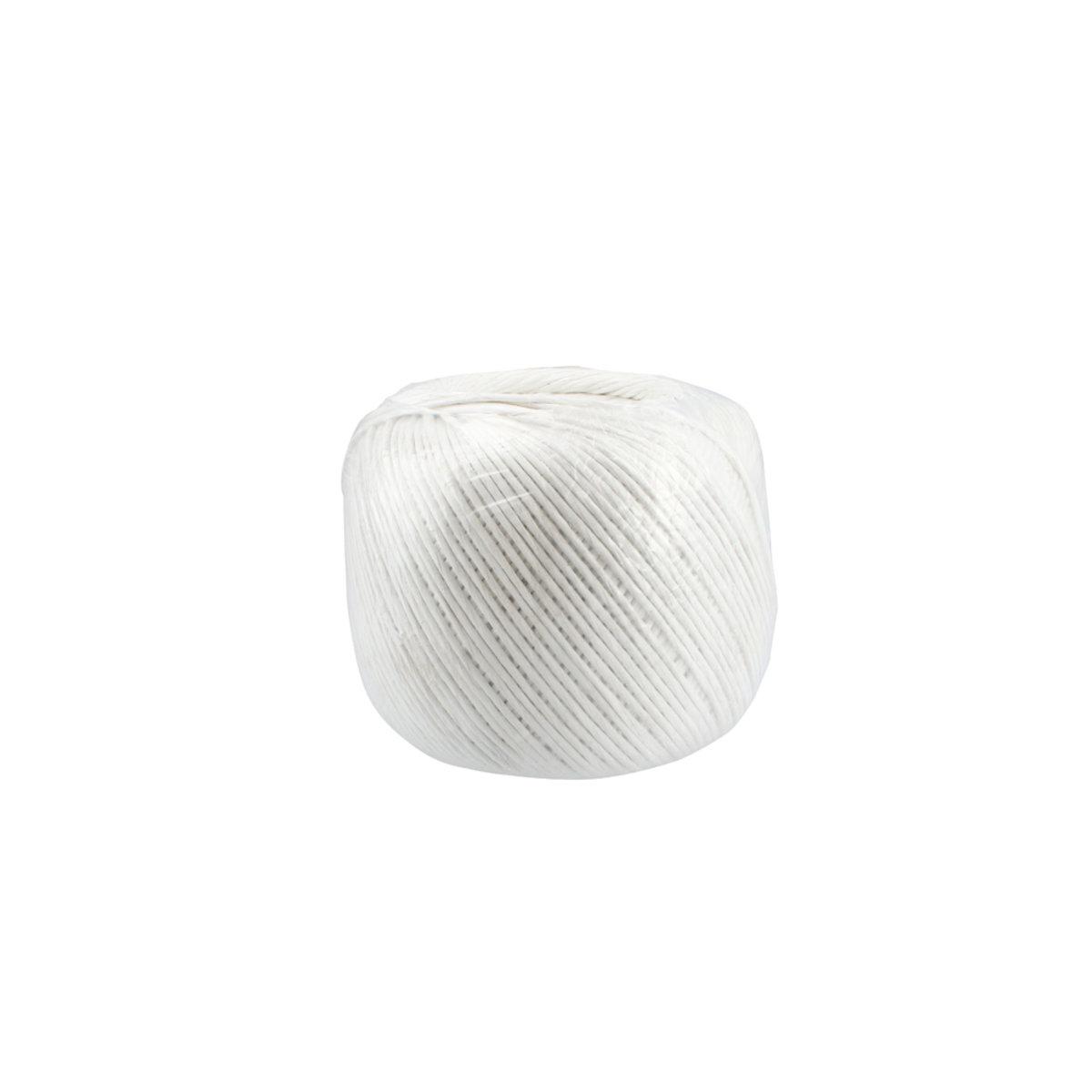Rafia De Polipropileno 900G Calibre 2.2 Color Blanco Surtek