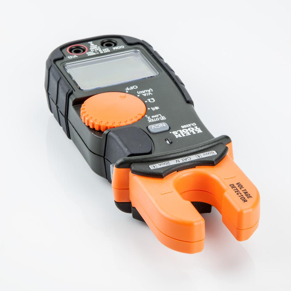 Probador De Gancho 200a Ca Cl3200 Klein Tools