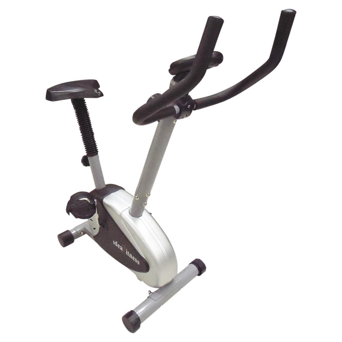 Bicicleta Fija Vertical De Ejercicio Magnetica Idea Fitness