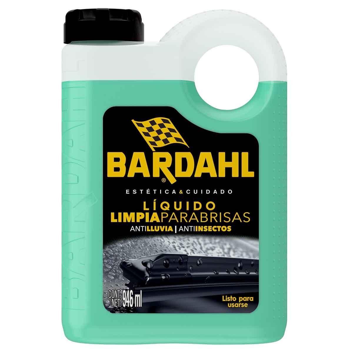 Liquido Limpiaparabrisas Todo Vehiculo Y Hogar Bardahl 1 L