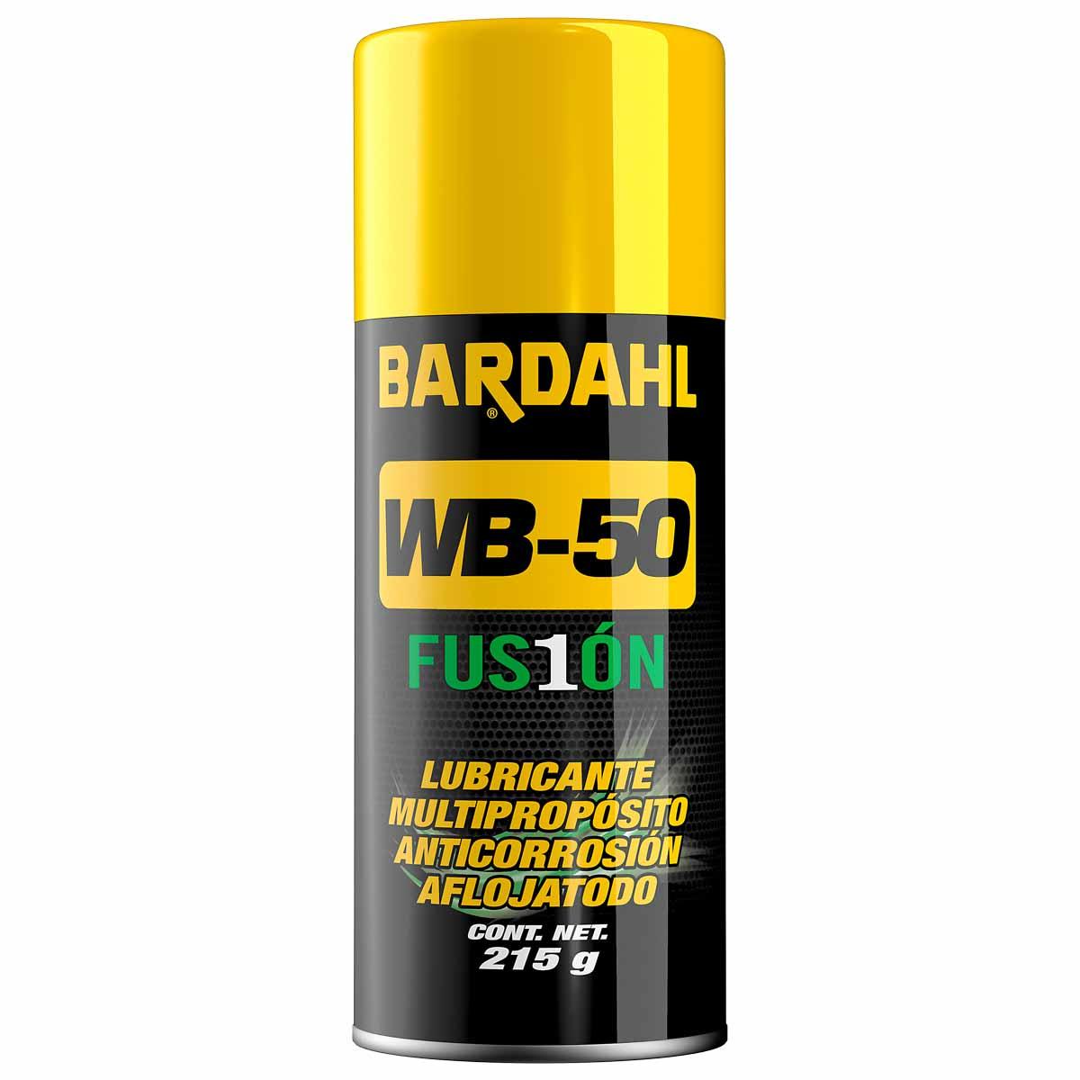 Lubricante Aflojatodo Multiproposito Wb-50 Fusion 215 Gr