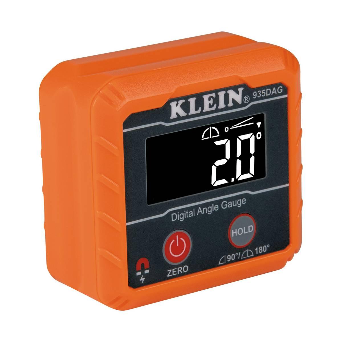 Nivel Inclinometro Digital Base Magnetica 935DAG Klein Tools
