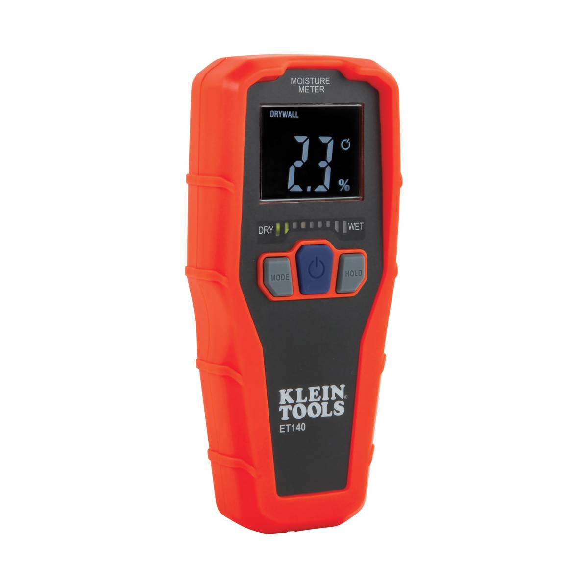 Nivel Medidor Detector Humedad Sin Agujas ET140 Klein Tools