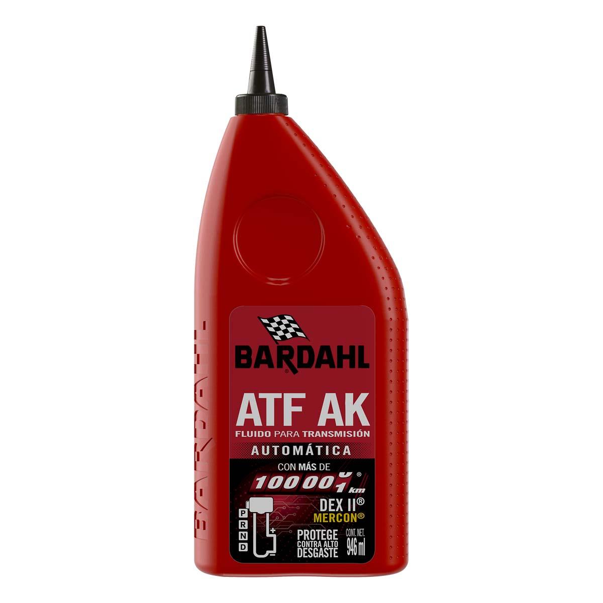 Aceite Lubricante + 100000 Kms Caja Automatica 946ml Bardahl