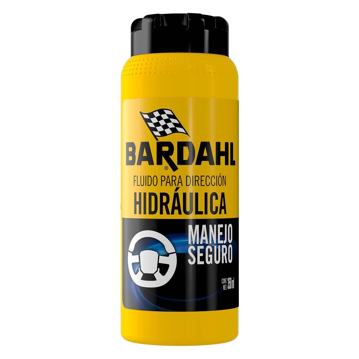 Aceite Bardahl Lubricante Para Dirección Hidráulica 350 Ml