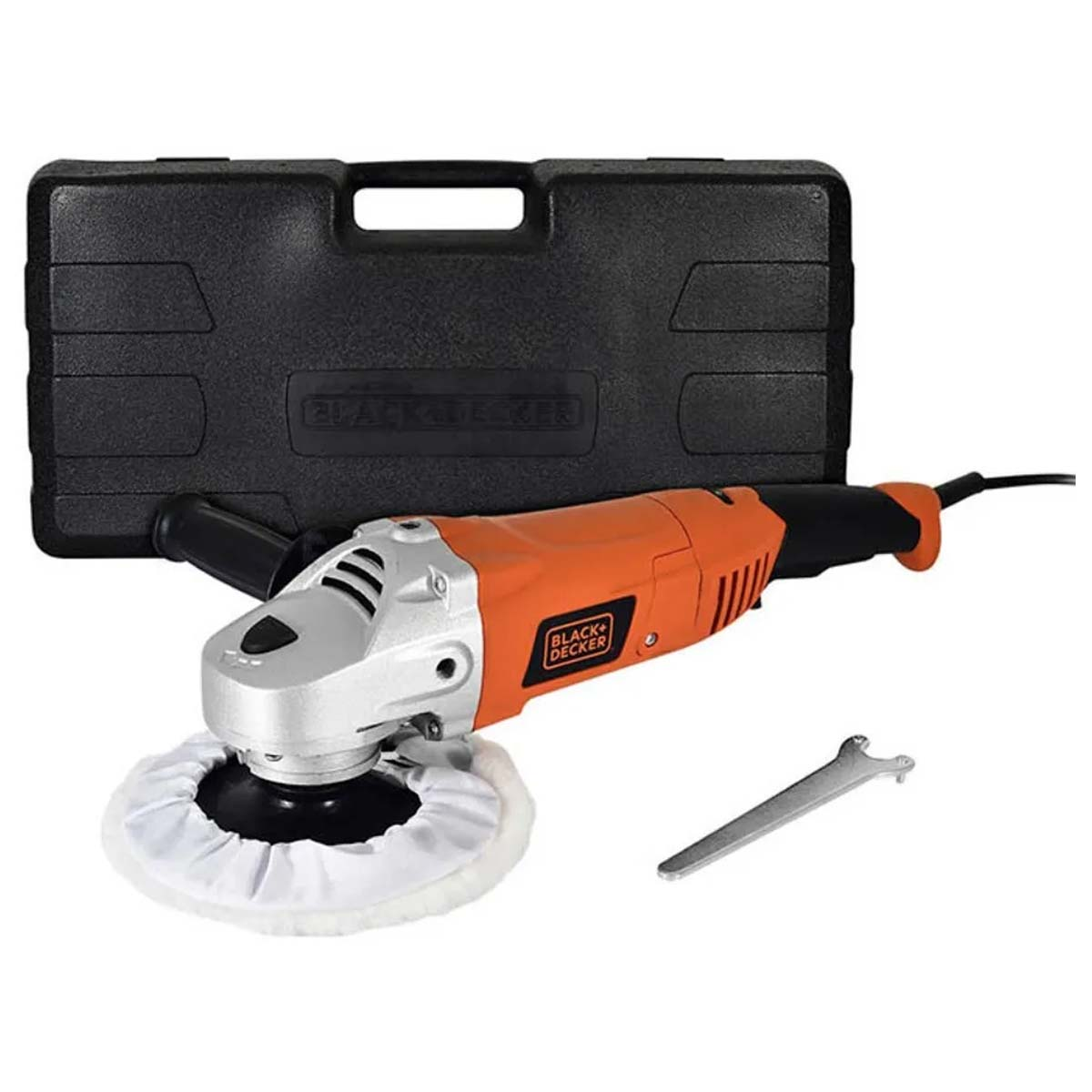 Pulidora Para Auto Black & Decker 7 Pulg 180mm 1300w Wp1500