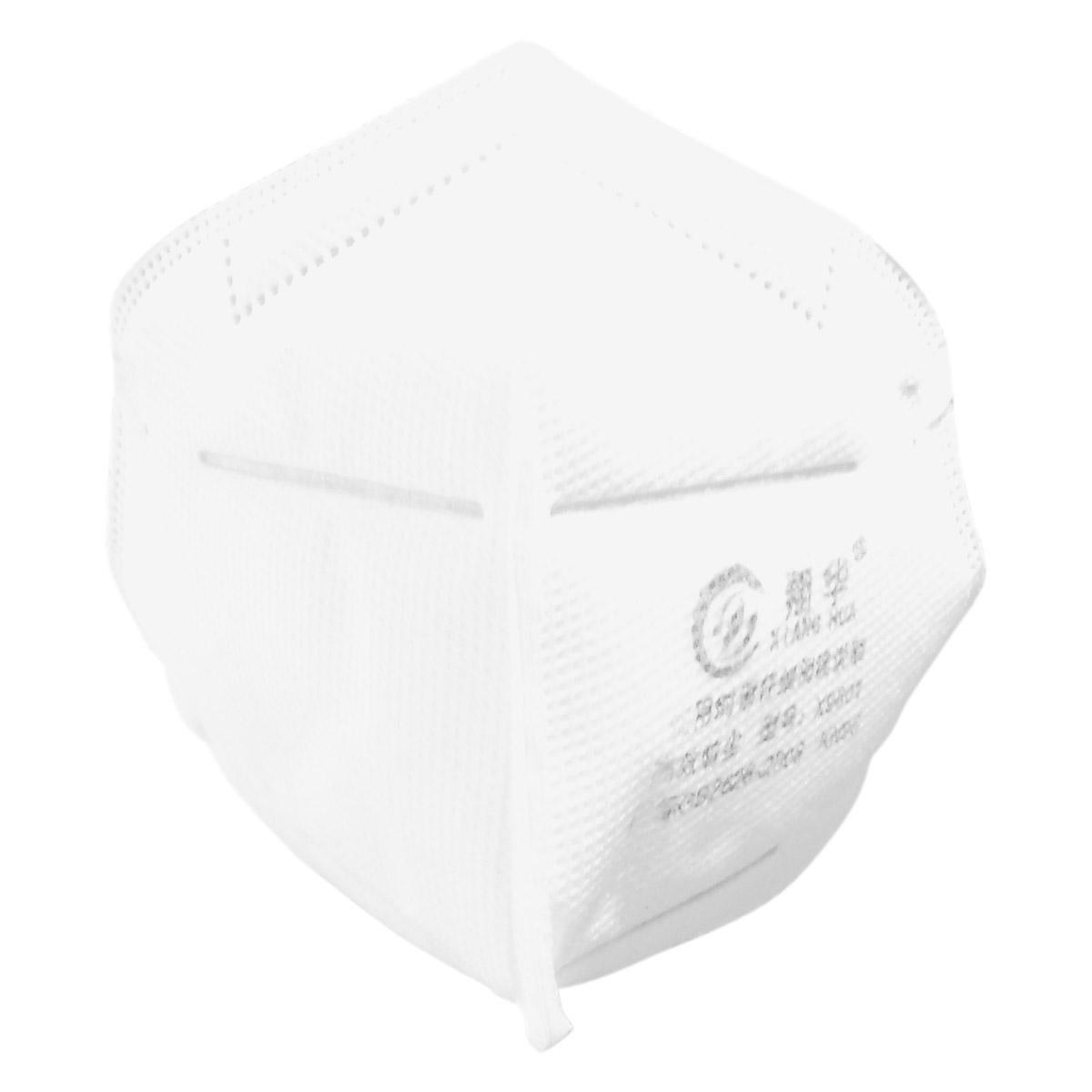 Cubrebocas Mascarilla N95 Media Cara con 2 Piezas X9600