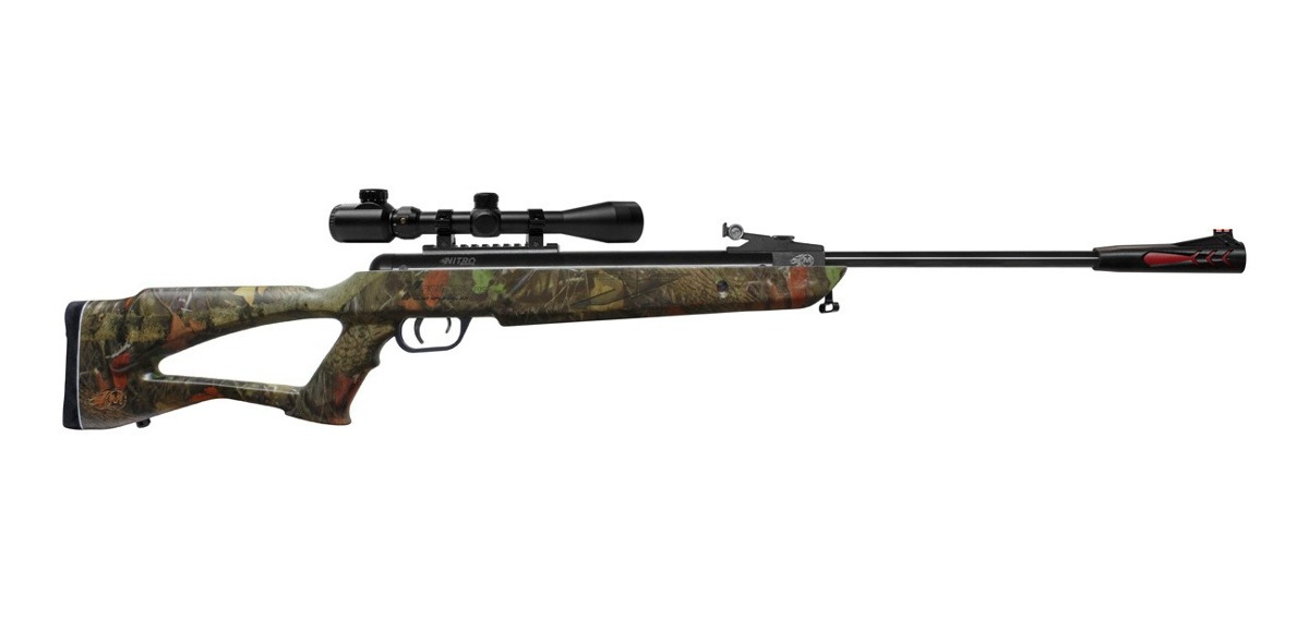 Rifle Xtreme Np Squad Cal. 5.5 Mira 3-9x40 C/ret Iluminada