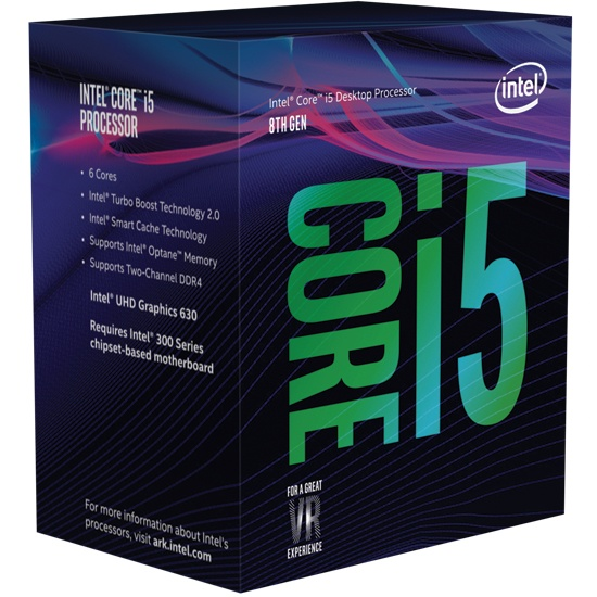 Procesador Intel Core i5 8400