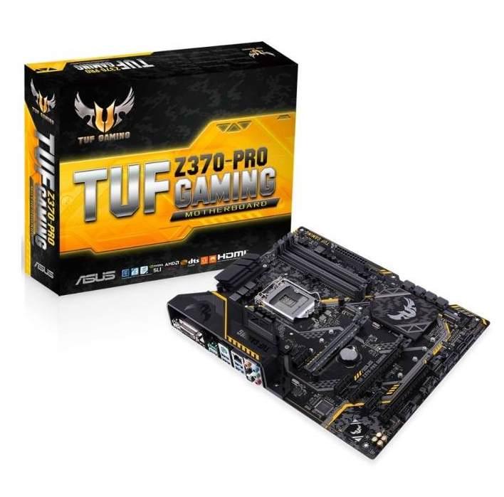 Motherboard Asus Tuf Z370-Pro Gaming