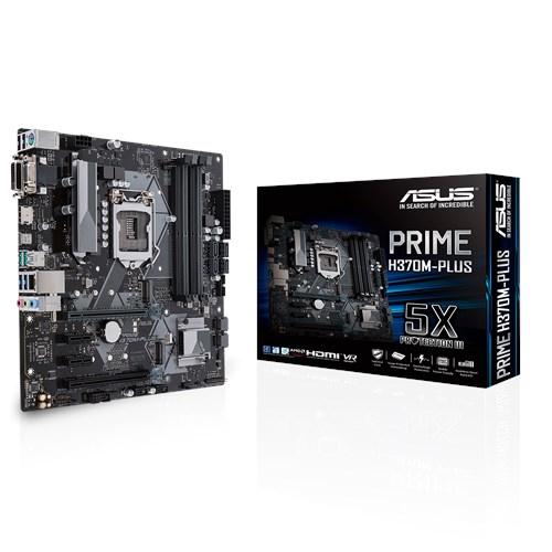 Motherboard Asus Prime H370m-Plus