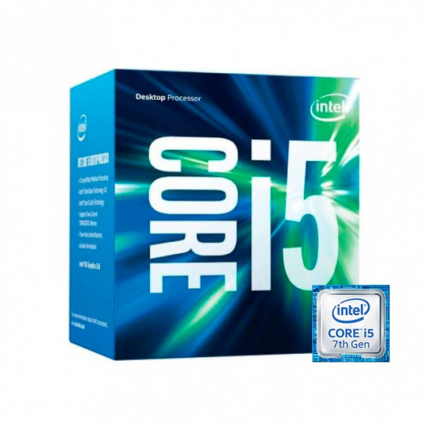 Procesador Intel Core I5 7500