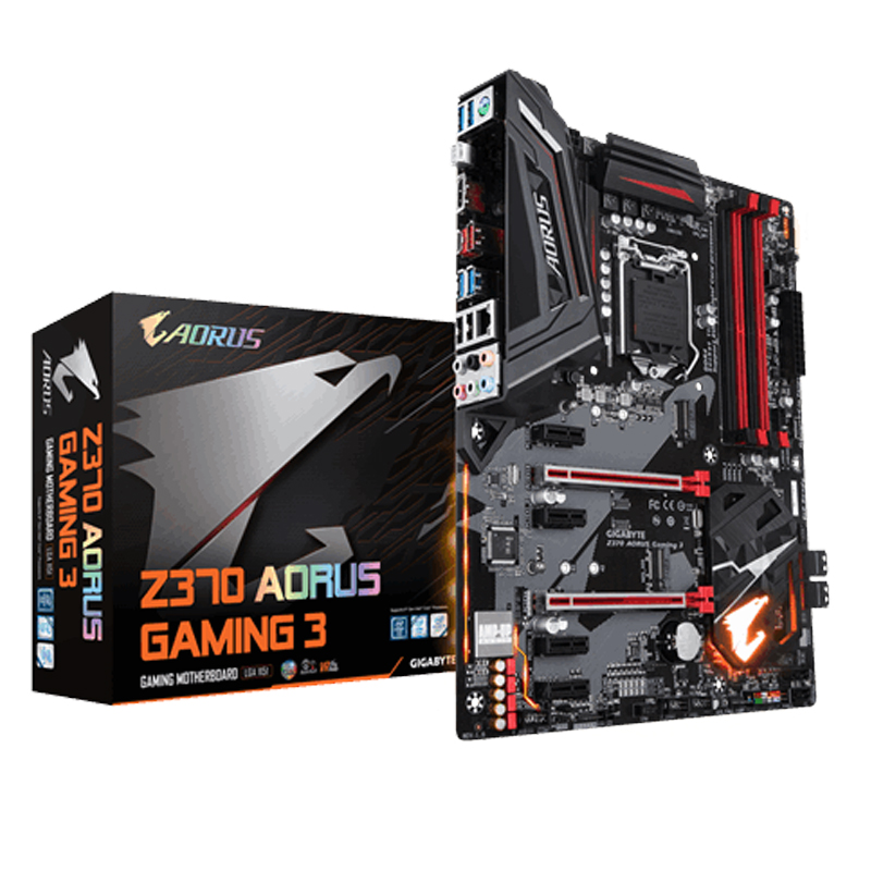 Motherboard Gigabyte Z370 Aourus Gaming 3