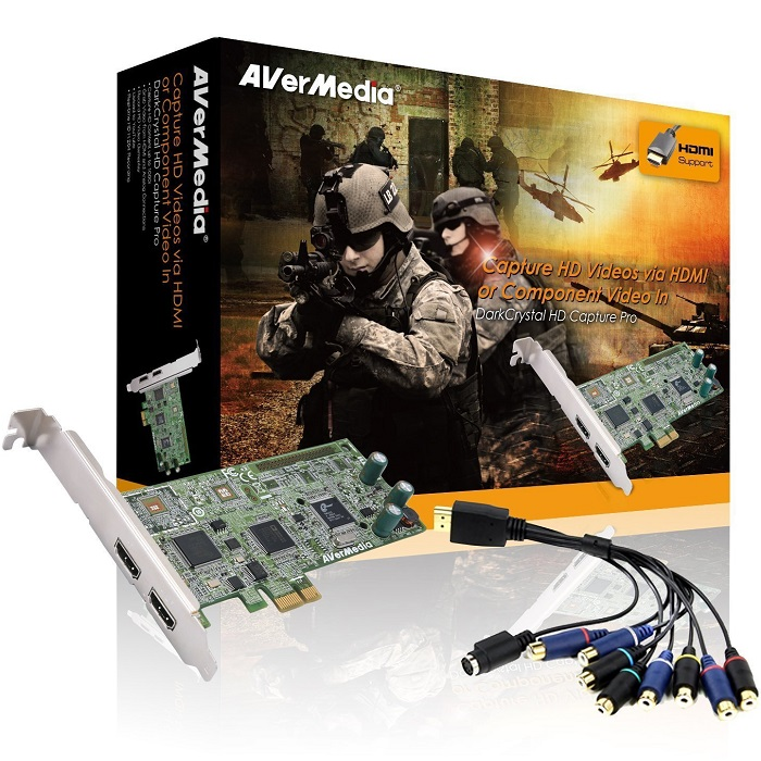 Capturadora AVERMEDIA C027