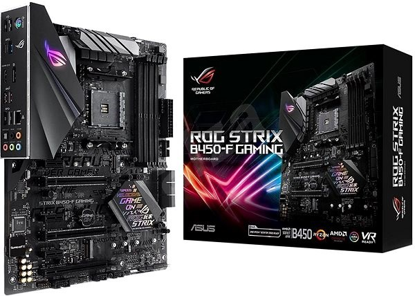 Strix B450-F Gaming 4DDR4 AM4