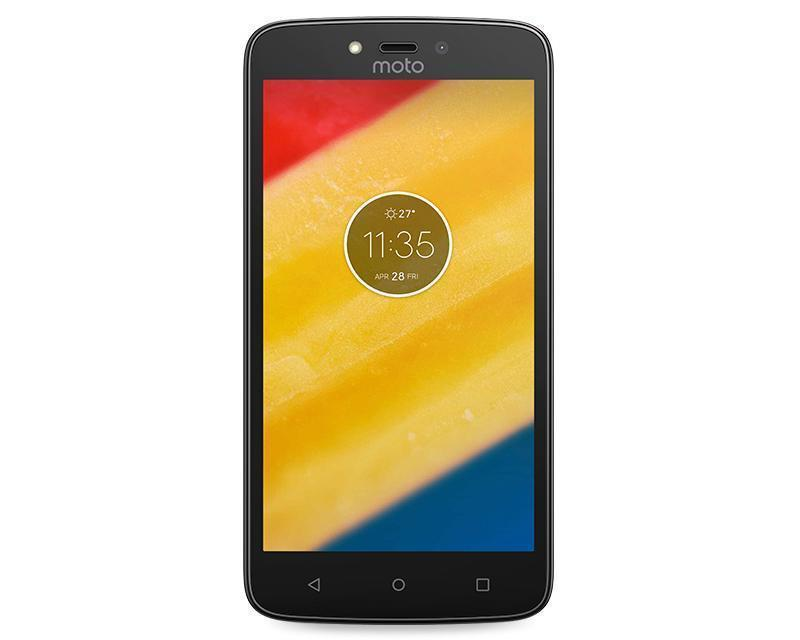 Celular Motorola Moto C 8GB Negro