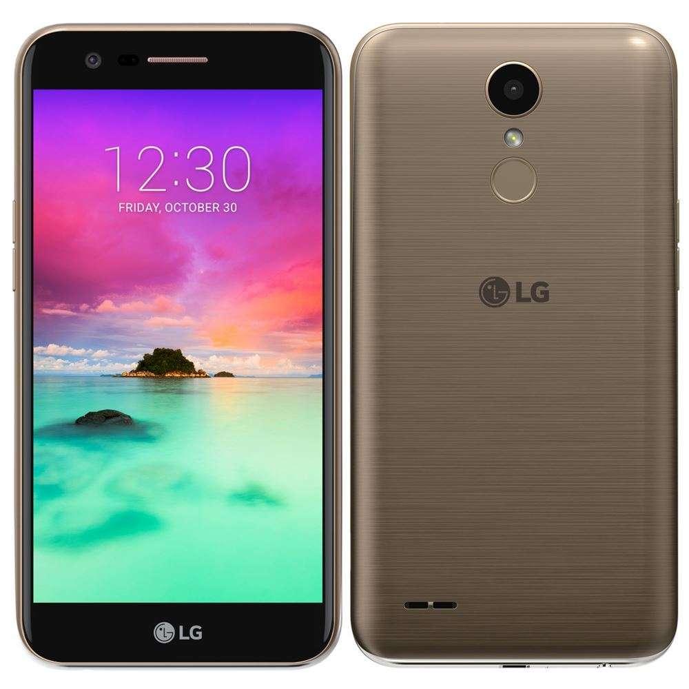 Celular LG K10 2017 Dorado