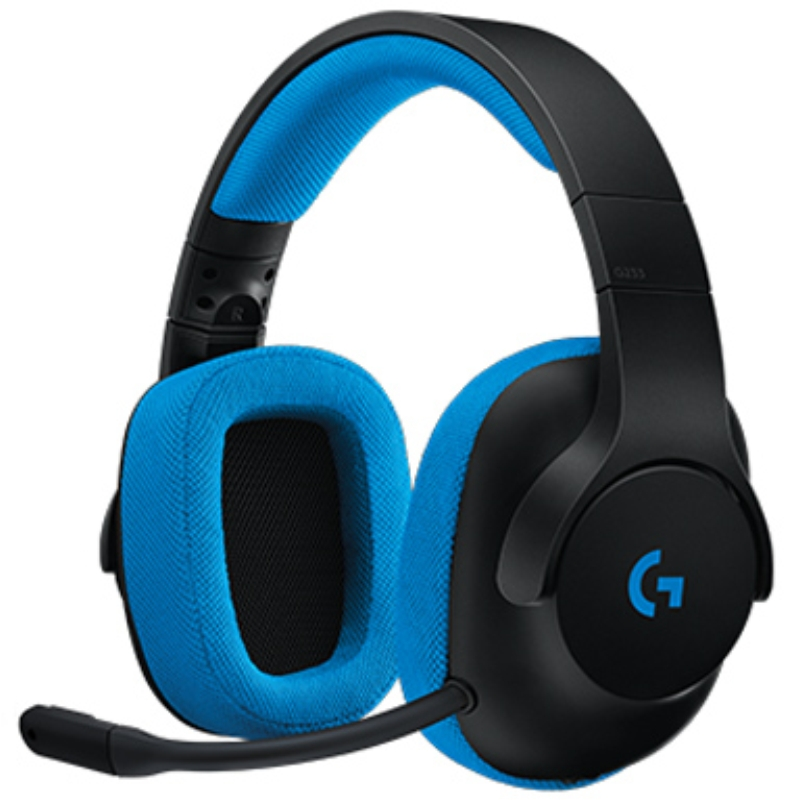 Diadema Gamer Logitech Gaming G233 Prodigy 3.5mm PC / Xbox