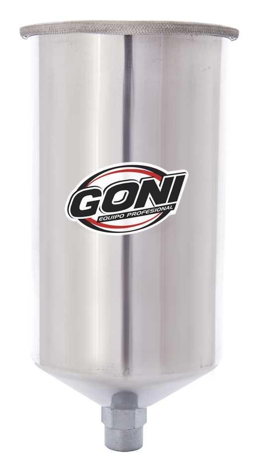 Vaso De Aluminio De 1,000  Cc 42037 Goni