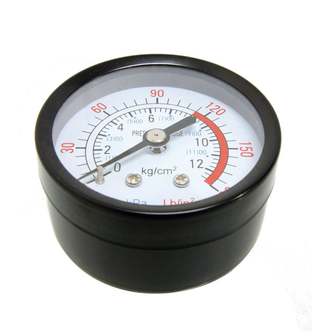 Manómetro 0-180 Psi C/caratula 1 1/2  Conexión 1/8 Goni