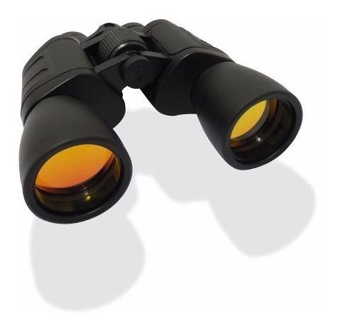 Binocular De 10x50 Profesionales Ahulados Con Funda Lobo