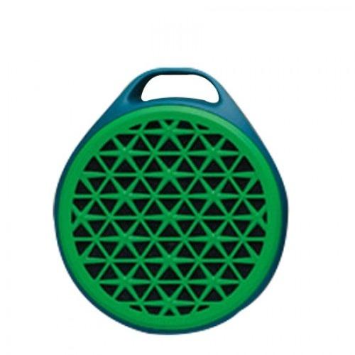 Bocina Logitech X50 Portátil Bluetooth Verde/Azul (980-001072)