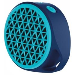 Bocina Logitech X50 Portátil Bluetooth Azul (980-001071)