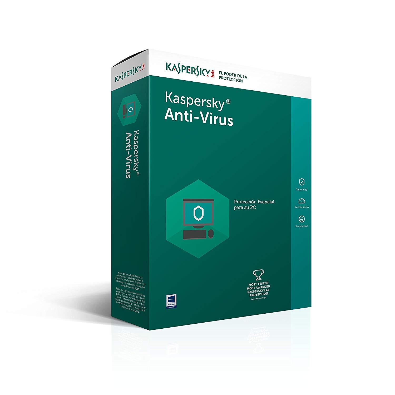 Antivirus Kaspersky Total Security MD 3Usr (KL1919DBDFS)