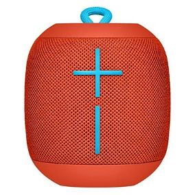 N. Bocina Logitech UE Wonder Boom Bluetooth Contra Agua Roja (984-000847)