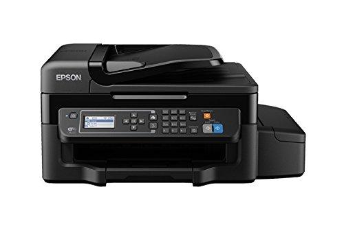 Impresora MF Epson L575 Color 33ppm 5760dpi Tinta continua, WiFi/Ethernet c/Fax