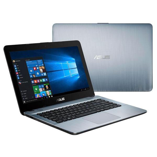 "Notebook Asus X441UA-WX086T Ci3 6006u 4GB/1TB 14""W10H Plata"