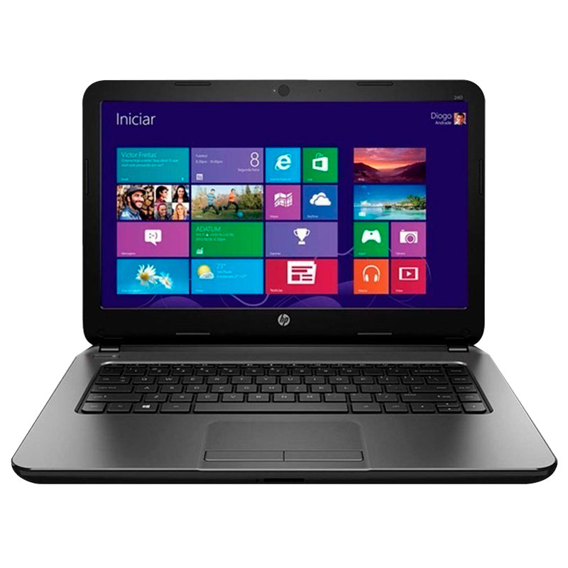 Laptop HP 240 G6 Comercial