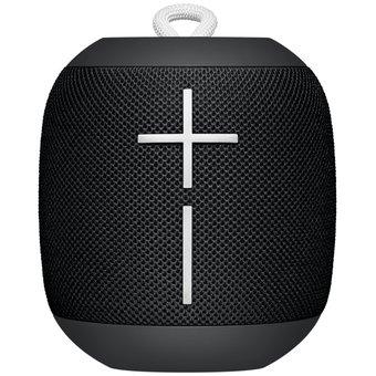 Bocina Logitech UE Wonder Boom Bluetooth Contra Agua Negra (984-000845)
