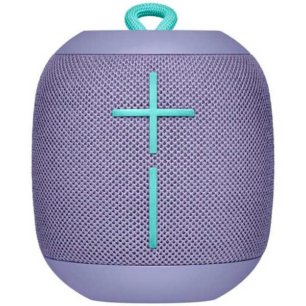 Bocina portátil Logitech UE Wonder Boom Bluetooth Contra Agua Lila