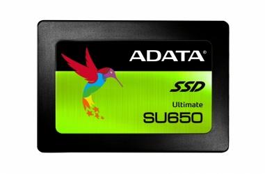 Disco de Estado Sólido SSD Adata SU650 240GB Lec 520/Esc 450MB