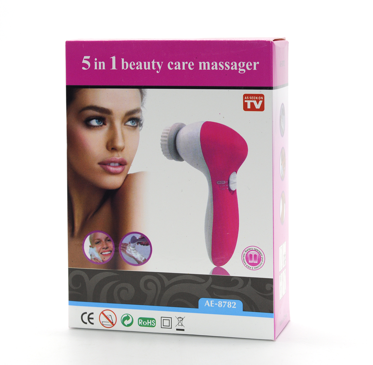 Beauty Care Massager Masajeador 5 en 1