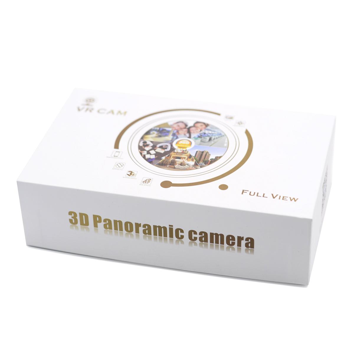 Cámara Panorámica VR 3D