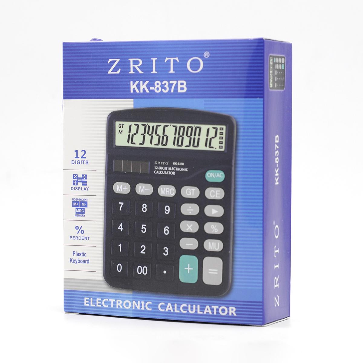 Calculadora Electrónica Zrito KK-837B