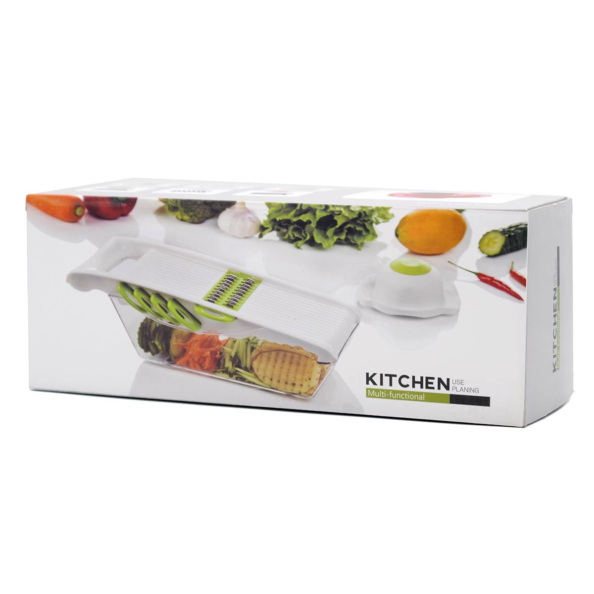 Cortador y Contenedor de Frutas y Vegetales Kitchen Multi-functional