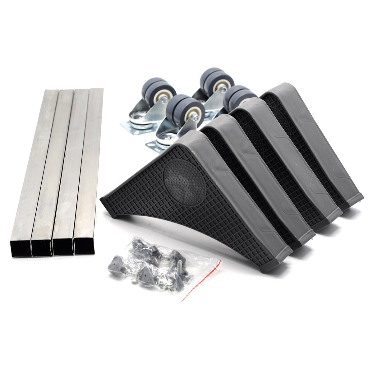 Base especial ajustable para lavadora y refrigerador 8080G