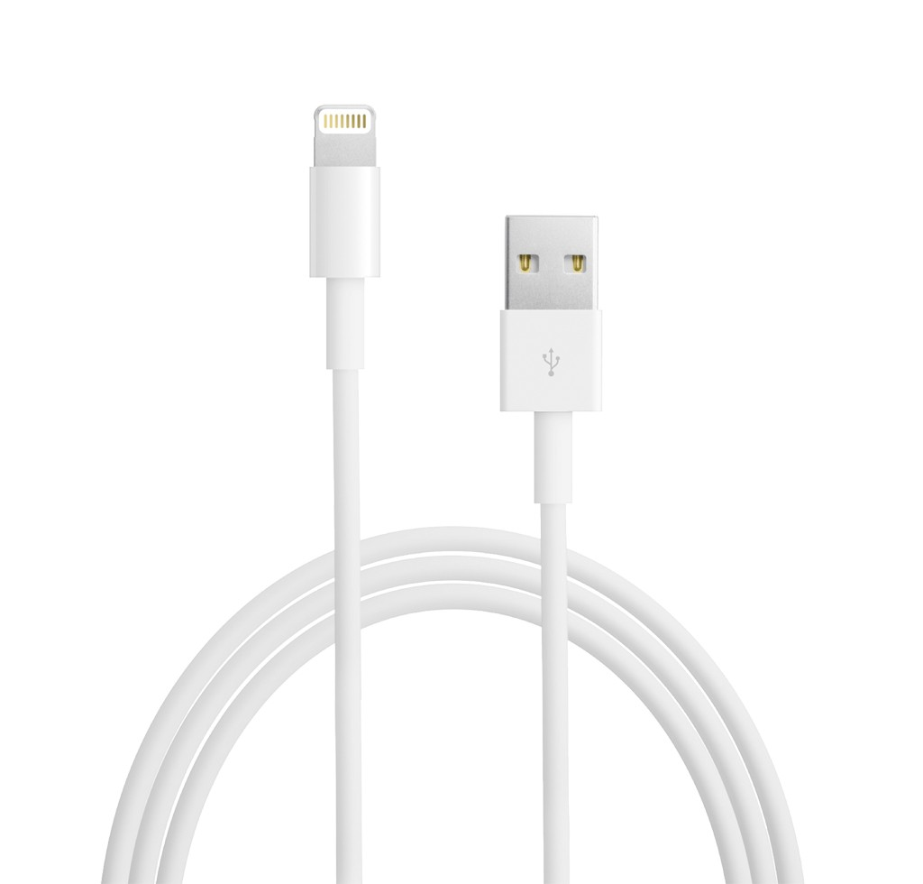 Cable Lightning USB 1m